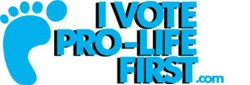 I Vote Pro-Life First